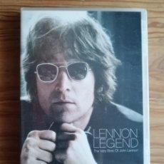 Vídeos y DVD Musicales: JOHN LENNON. Lote 181444956