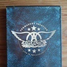 Vídeos y DVD Musicales: AEROSMITH. Lote 181445048