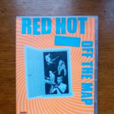 Vídeos y DVD Musicales: RED HOT CHILI PEPPERS - DVD, OFF THE MAP, WARNER, 2001. EUROPE.. Lote 181495790