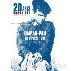UMPAH-PAH - EN DIRECTE 1991 - DVD (Música - Videos y DVD Musicales)