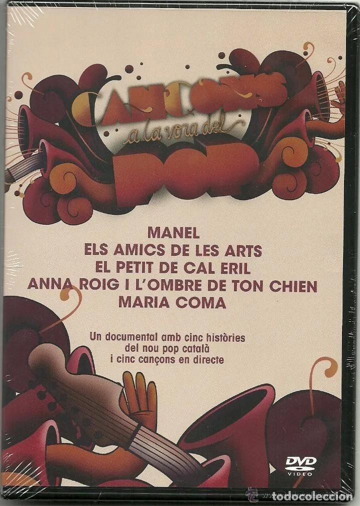 MANEL/ELS AMICS DE LES ARTS/EL PETIT DE CAL ERIL/ANNA ROIG/MARIA COMA-CANÇONS A LA VORA DE (Música - Videos y DVD Musicales)