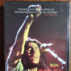 Vidéos y DVD Musicaux: BOB MARLEY AND THE WAILERS - REBEL MUSIC, THE BOB MARLEY STORY - DVD -. Lote 182142513