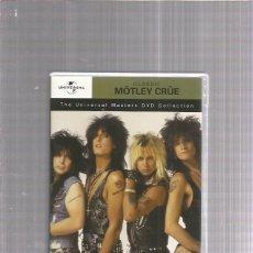 Vídeos y DVD Musicales: MOTLEY CRUE CLASSIC. Lote 182578807