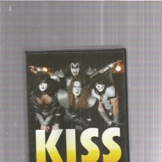 Vídeos y DVD Musicales: KISS HOTTER THAN. Lote 182579205