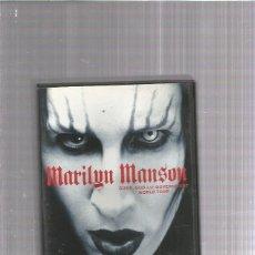 Vídeos y DVD Musicales: MARILYN MANSON GUNS GOD. Lote 182580466