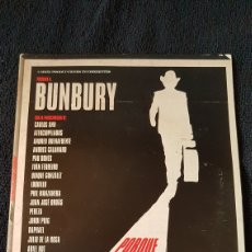 Vídeos y DVD Musicales: .BUNBURY:..HEROES DEL SILENCIO... PORQUE LAS COSAS CAMBIAN. Lote 182773225