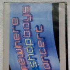 Vídeos y DVD Musicales: PET SHOP BOYS - SOMEWHERE (IN CONCERT) - DVD ESPAÑOL 2004 - EAGLE VISION - PRECINTADO / NUEVO. Lote 182862080