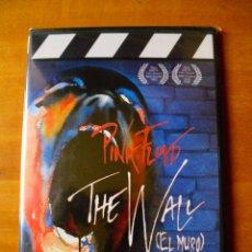 Vídeos y DVD Musicales: PINK FLOYD – THE WALL (DVD FORMATO SLIM PRECINTADO). Lote 182917648