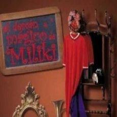 Vídeos y DVD Musicales: EL DESVÁN MÁGICO DE MILIKI (PRECINTADO). Lote 182918417