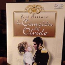 Vídeos y DVD Musicales: LA CANCIÓN DEL OLVIDO. Lote 194405981
