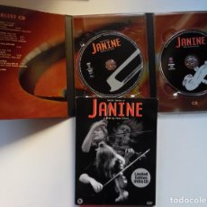 Video e DVD Musicali: JANINE JANSEN: LA PELÍCULA DOCUMENTAL DE PAUL COHEN + CD CON INTERPRETACIONES DE LA VIOLINISTA. Lote 183984732
