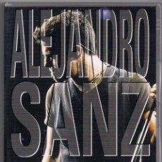 Vídeos y DVD Musicales: ALEJANDRO SANZ LOS VIDEOS - DVD DE DOBLE CARA. Lote 184214891