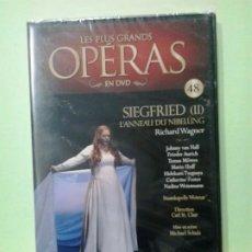 Vídeos y DVD Musicales: LMV - SIEGFRIED (II) L'ANNEAU DU NIBELUNG. RICHARD WAGNER. OPERAS DVD. Lote 184378985