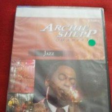 Vidéos y DVD Musicaux: ARCHIE SHEPP QUARTET. LIVE AT THE TEATRO ALFIERI TORINO (DVD). Lote 184896407