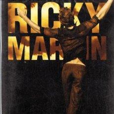 Vídeos y DVD Musicales: RICKY MARTIN LA HISTORIA (PRECINTADO). Lote 185697905