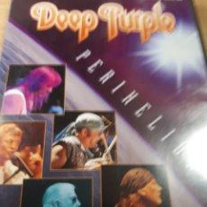 Vídeos y DVD Musicales: DEEP PURPLE PERIHELION DVD. Lote 186043665