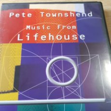 Vídeos y DVD Musicales: PETE TOWNSHEND MUSIC FROM LIFEHOUSE GUITARRA DE THE WHO DVD. Lote 186067095