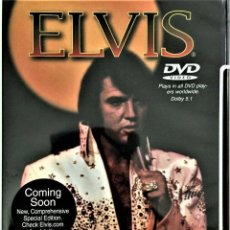 Vídeos y DVD Musicales: ELVIS PRESLEY - THE ALTERNATE ALOHA CONCERT (DVD) BRAND NEW !. Lote 186094347