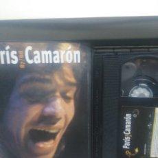 Vídeos y DVD Musicales: PARIS CAMARON 87-88. VHS. Lote 187426741