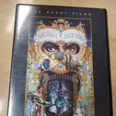 Vídeos e DVD Musicais: MICHAEL JACKSON. DANGEROUS. THE SHORT FILMS. Lote 187496187