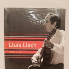 Vídeos y DVD Musicales: DVD + LIBRO/ LLUÍS LLACH/ VERGES 50/ 1980/ DVD+ LIBRO NUEVOS PRECINTADOS.. Lote 187522862