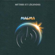 Vídeos y DVD Musicales: DVD MAGMA MYTHS ET LEGENDES VOLUME V NUEVO PRECINTADO . Lote 187535022