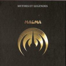 Vídeos y DVD Musicales: DVD MAGMA MYTHS ET LEGENDES VOLUME IV NUEVO PRECINTADO . Lote 187535106
