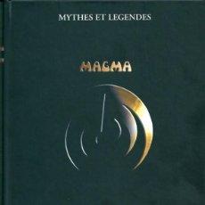 Vídeos y DVD Musicales: DVD MAGMA MYTHS ET LEGENDES VOLUME I DIGIPACK COMO NUEVO - NUEVO PRECINTADO. Lote 187535222