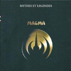 Vídeos y DVD Musicales: DVD MAGMA MYTHS ET LEGENDES VOLUME III DIGIPACK COMO NUEVO - NUEVO PRECINTADO . Lote 187535278
