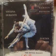 Vídeos y DVD Musicales: DVD PIONEER THE ROYAL BALLET THE SLEEPING BEAUTY (PRECINTADO). Lote 188763496