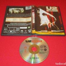 Vídeos y DVD Musicales: U2 RATTLE AND HUM - DVD - 42908 - PARAMOUNT - PELICULA CONCIERTO DE UNA ALTURA SIN PRECEDENTES. Lote 189551862