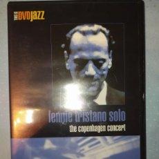 Vídeos y DVD Musicales: LENNIE TRISTANO SOLO THE COPENHAGEN CONCERT DVD DVDJAZZ. Lote 189698090