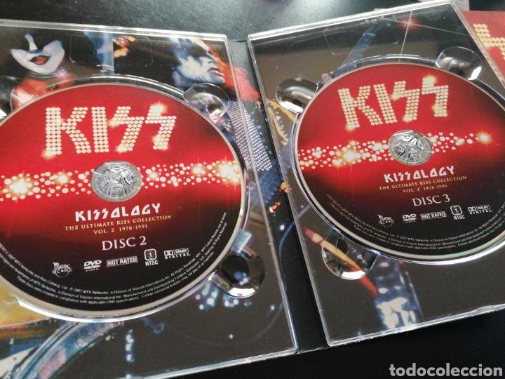 Vídeos y DVD Musicales: Kiss - Kissology Vol. 2 DVD 1978-1991 - Foto 4 - 189821560
