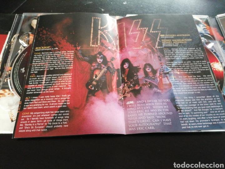 Vídeos y DVD Musicales: Kiss - Kissology Vol. 2 DVD 1978-1991 - Foto 5 - 189821560