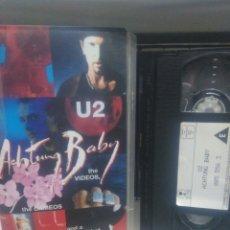 Vídeos y DVD Musicales: U2. VHS. Lote 189828397
