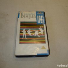 Vídeos y DVD Musicales: VIDEO VHS THE BEATLES THE COMPLEAT BEATLES. Lote 189985257