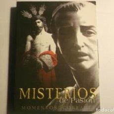 Vidéos y DVD Musicaux: MISTERIOS DE SEVILLA-MOMENTOS COFRADES-CONTIENE 3 DVD + 1 DVD EXTRA. Lote 191396816