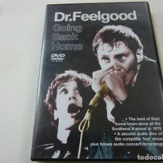 Vídeos y DVD Musicales: DR. FEELGOOD - GOING BACK HOME - 2 DVD -N . Lote 191688371