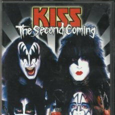 Vídeos y DVD Musicales: KISS THE SECOND COMING. Lote 191992898