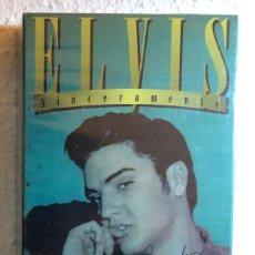Vídeos y DVD Musicales: ELVIS PRESLEY, VHS,. Lote 192096331