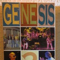 Vídeos y DVD Musicales: GENESIS, LA HISTORIA. - VHS -. Lote 192096633