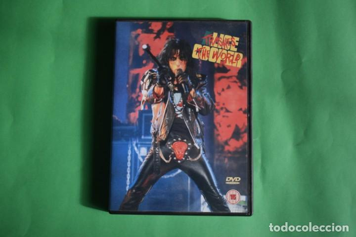 ALICE COOPER-TRASHES THE WORLD (Música - Videos y DVD Musicales)