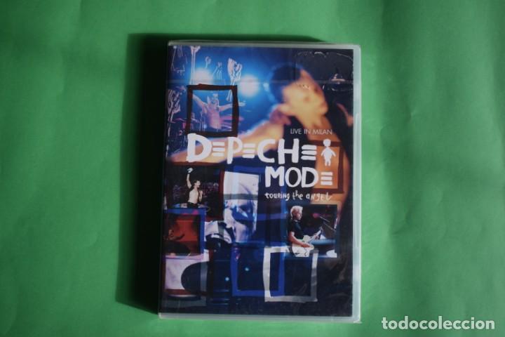 DEPECHE MODE-LIVE MILAN NUEVO (Música - Videos y DVD Musicales)