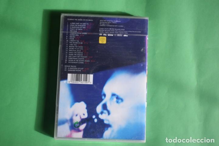 Vídeos y DVD Musicales: depeche mode-live milan nuevo - Foto 2 - 192222881