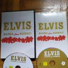 Vídeos y DVD Musicales: ELVIS PRESLEY ALOHA FROM HAWAII. Lote 192347208