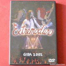 Vídeos e DVD Musicais: EXTREMODURO - GIRA 2002. Lote 192730068