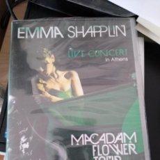 Vídeos y DVD Musicales: EMMA SHAPPLIN DVD MACADAM FLOWER TOUR- IMPORTADO -CERRADO. Lote 192803918