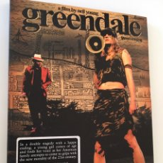 Video e DVD Musicali: GREENDALE. A FILM BY NEIL YOUNG. Lote 192855473