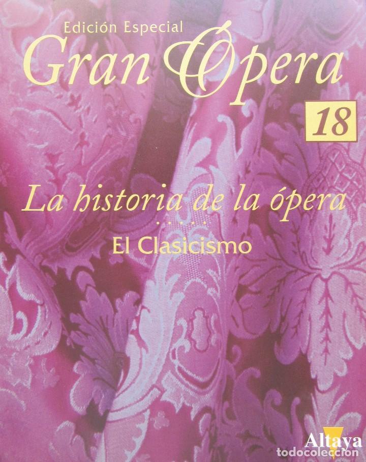 Vídeos y DVD Musicales: EL CABALLERO DE LA ROSA - RICHARD STRAUSS - EDICIÓN ESPECIAL GRAN ÓPERA - Foto 4 - 193306651
