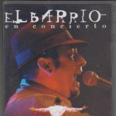 Vidéos y DVD Musicaux: EL BARRIO DVD + CD EN CONCIERTO 2004 PALACIO VISTALEGRE MADRID. Lote 193348555